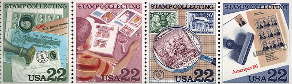 San Jose Stamp Club Blog